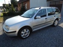 VW GOLF KOMBI IV 1.9TDI