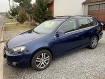 VW GOLF KOMBI 2.0TDI