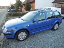 VW GOLF KOMBI 1.6i