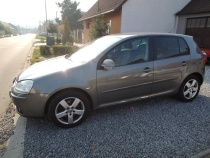 VW GOLF 5 2.0 TDI UNITED