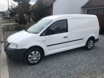 VW CADDY MAXI 2.0i CNG.