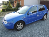 VW GOLF IV 1.6 i DOBRA VYBAVA